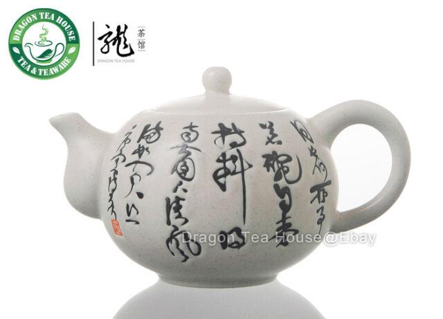 Chinese Tea Culture Ceramic Teapot 170ml
