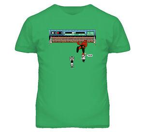 Little Mac Mike Tyson Punch Out Punchout T Shirt | eBay