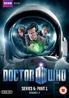 Doctor Who - Series 6 Vol.1 (DVD, 2011, 2-Disc Set)