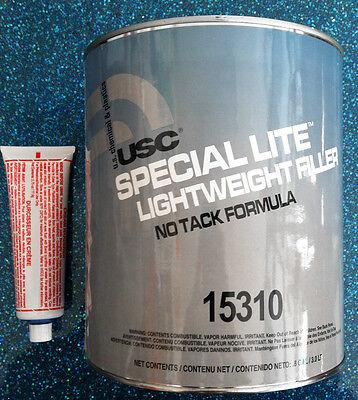 Special Lite 15310 Lightweight Filler  Bondo 1 GAL w/ Hardener