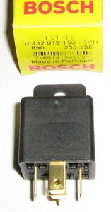 BOSCH-MINI-RELAY-12Volt-30Amps-B-NEW