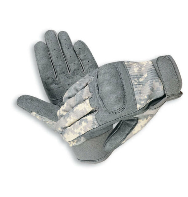 Military/Airsoft Tactical Hard Knuckle Gloves**ACU, Black, OD,Tan**S,M,L,XL,XXL