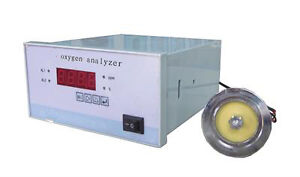 Trace-Oxygen-Analyzer-0-01-3000PPM-with-Connector