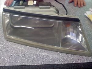 1995 1996 lincoln continental rh headlight assembly ebay. Black Bedroom Furniture Sets. Home Design Ideas