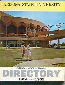 Arizona-State-Univ-Directory-1964-65-Faculty-Students