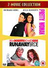 Pretty Woman/The runaway Bride (DVD, 2007)