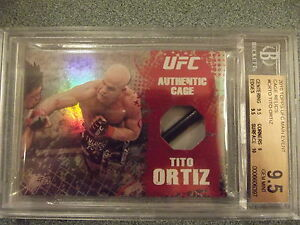 2010-Topps-Tito-Ortiz-Ufc-Main-Event-Cage-Relics-BGS-9-5-w-10-CRTO-GEM-MINT