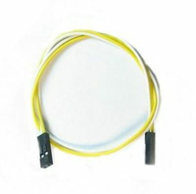 2 Pin Dual-female Jumper Wire--300mm 10pcs pack