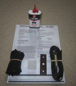 Nordictrack Skier Maintenance Repair Kit Pro Style Ebay