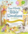 Five-Minute Bible Devotions for Children: Old Testament by Pamela Kennedy, Anne Kennedy Brady (Spiral bound, 2012)