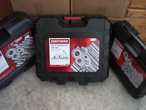 Craftsman-154-Piece-MECHANICS-Tool-Set-Socket-pc-NEW
