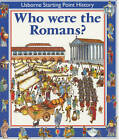 Who Were the Romans? by Phil Roxbee Cox (Paperback, 1993)