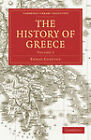 The History of Greece by Ernst Curtius (Paperback, 2011)