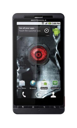 Motorola Droid X - 8GB - Black (Unlocked) Smartphone for sale online   eBay
