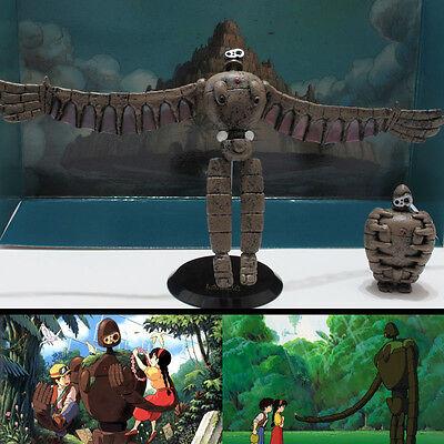 STUDIO GHIBLI Image Model Collection IV Laputa Castle in the Sky Robots Figures!