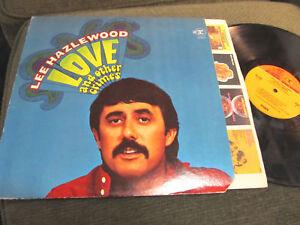 Lee-Hazlewood-Love-and-other-Crimes-original-LP-039-68-NM-vinyl-w-inr-rare-1c-1c