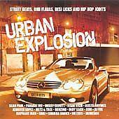 """URBAN EXPLOSION""- 43 Electronic, Hip Hop, Reggae Tracks- BRAND NEW SEALED 2CD"