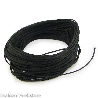 50 Feet Technora Braided Survival Utility Rope Cord - 450lbs Breaking Strength