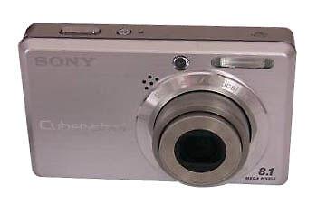 sony cyber shot dsc s780 8 1mp digital camera silver ebay rh ebay com Sony Cyber-shot 8MP Sony Cyber-shot Digital Camera