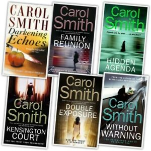 Carol-Smith-Collection-6-Books-Set-Pack-New-RRP-41-94