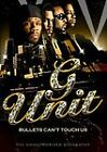 G-Unit - Bullets Can't Touch Us - The Unauthorized Biography (DVD, 2009)