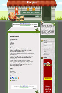 RECIPE-WEBSITE-WITH-55000-RECIPES-WITH-8-BEAUTIFUL-THEMES-ADSENSE