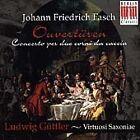 Johann Friedrich Fasch - Fasch: Ouverture/Concertos for corni du caccia (2000)