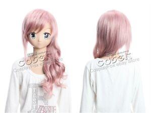 Final-Fantasy-XIII-Lightning-Cosplay-Wig-Costume