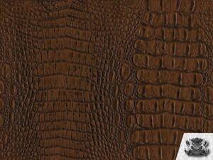 Crocodile-Vinyl-TOPAZ-CROCK-Fabric-Upholstery-BTY