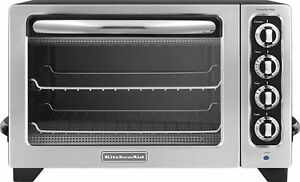 Kitchenaid Kco222ob 1440 Watts Toaster Oven