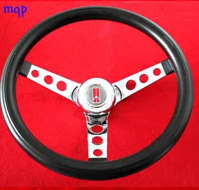 """65 66 68 Oldsmobile Cutlass 442 GRANT Steering Wheel 13 1/2"""""""