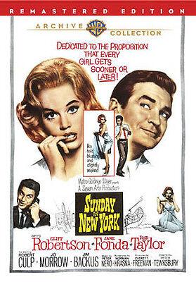 Sunday in New York (DVD, 2011)