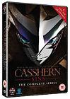 Casshern Sins - Complete Series (DVD, 2011, 6-Disc Set)