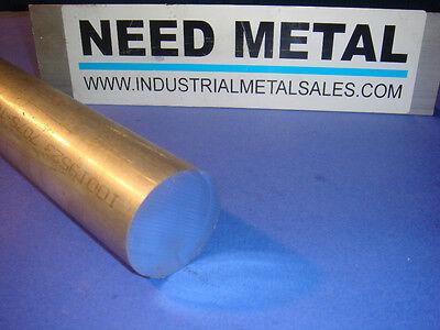 "7075 T651 Aluminum Round Bar 1-7/8"" Dia x 24""-Long-1.875""Dia 7075 T651 Aluminum"