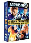 Fantastic Four/Fantastic Four - The Rise Of The Silver Surfer (DVD, 2007, 2-Disc Set)