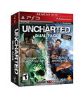 Uncharted Dual Pack (Sony PlayStation 3, 2011)