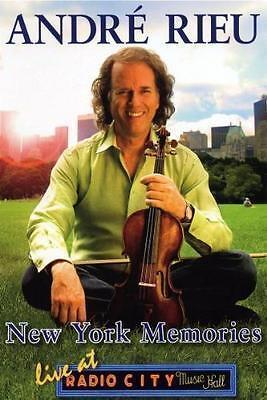 Andre Rieu - New York Memories (NEW DVD)