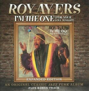 Roy-Ayers-I-039-m-the-One-For-Your-Love-Tonight-2011-CD-NEW-SPEEDYPOST