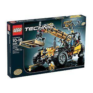 nuovo Lego Technic 8295 Telescopic Construction Material Heler nuovo SEALED   Garanzia di vestibilità al 100%