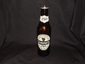 GUINNESS-250-LIMITED-EDITION-ANNIVERSARY-STOUT-BEER-EMPTY-BOTTLE-CD-KEYCHAIN