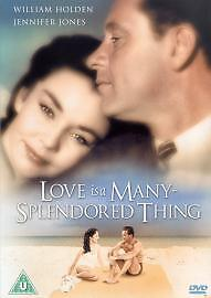 Love Is A Many Splendored Thing (DVD 2003)
