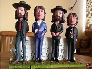 The-Beatles-Bobble-Head-Classic-Resin-4-figures-dolls