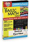 Basic Math Tutor - Decimal Place Value (DVD, 2011)