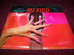 Image is loading The-Soul-of-Mexico-Orizaba-amp-Orchestra-LP-