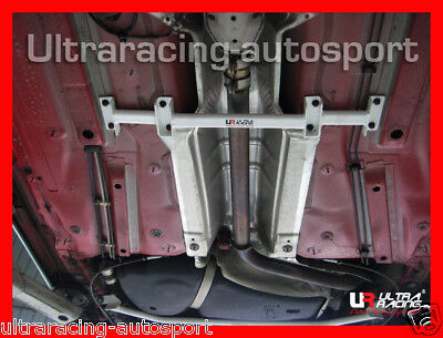 Volkswagen VW Polo Mark 4 Mk4 Middle Lower Bar 4pts