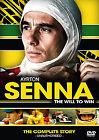 Ayrton Senna - The Will To Win (DVD, 2009)