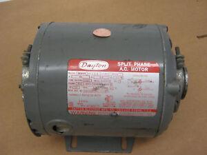 Dayton split phase ac motor mod 6k160b for 300 hp ac electric motor