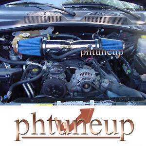 2004 dodge ram 4 7l fuel filter location 2008-2010 dodge ram 1500 4.7 4.7l dual air intake kit ... #6