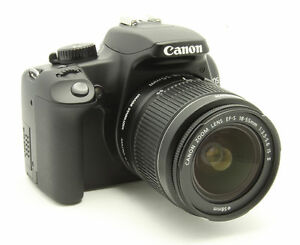 EOS Rebel XS 18-55IS Drivers for PC