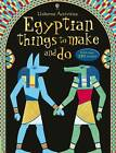 Egyptian Things to Make and Do by Emily Bone (Paperback, 2011)